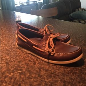 Sperry A/O Boat Shoes